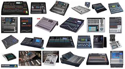 Best Digital Mixer for Live Sound