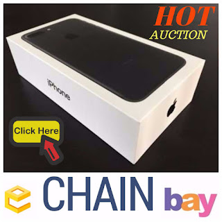 Hot Auction iPhone 7+