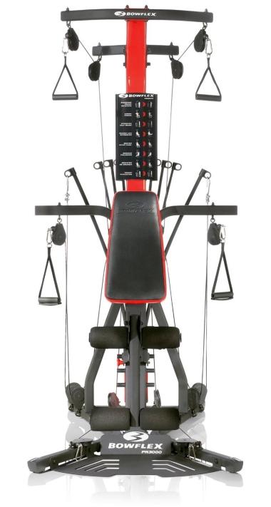Home Gym Magazine Bowflex Pr3000 Vs Xtreme 2 Se