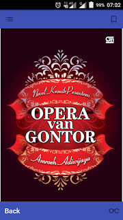 Cover Buku 'Opera Van Gontor'