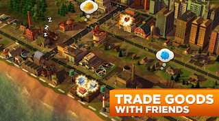 SimCity Build It trending game apk