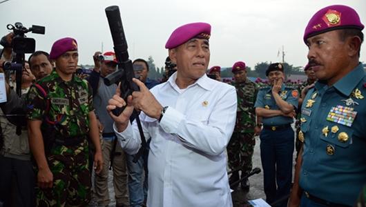 Menhan: Kalau Saya Tidak Pilih Jokowi Namanya Pengkhianat, Hukumnya Ditembak Mati