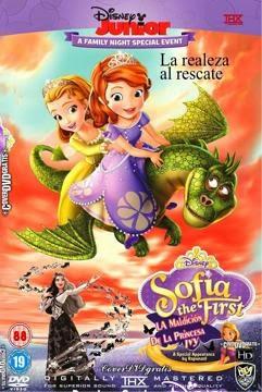 La Princesa Sofia: La Maldicion de la Princesa Ivy en Español Latino