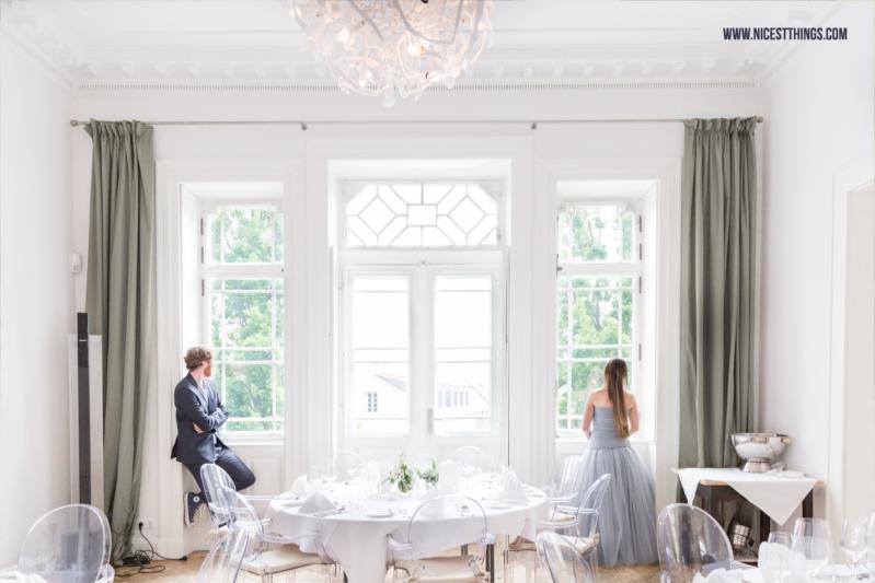 Hochzeit Weingut Von Winning Blaugrau