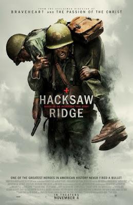 Oscarová nominace na nejlepší film 2017 - Hacksaw Ridge: Zrození hrdiny