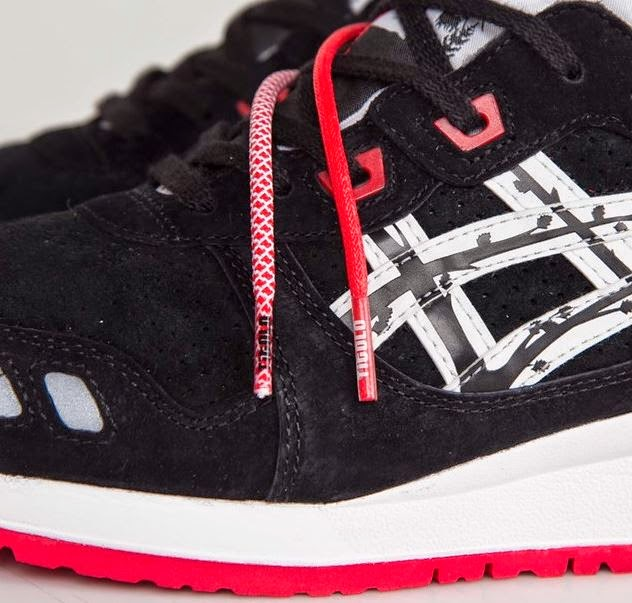 pretty nice a7042 0d3f3 THE SNEAKER ADDICT: Titolo x Asics Gel Lyte III 'Papercut ...
