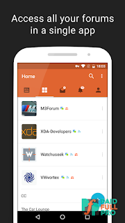 Tapatalk 100,000+ Forums Vip APK