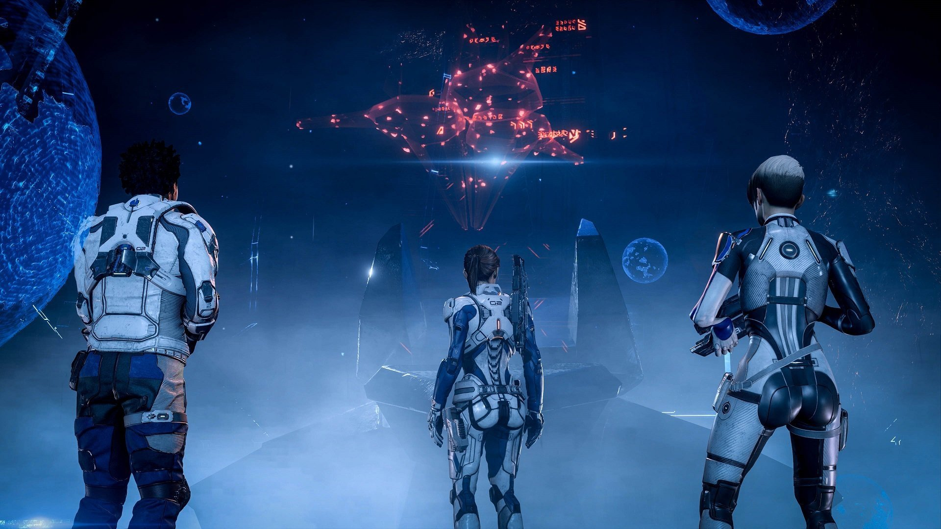 Mass Effect Andromeda Wallpaper: Save Mass Effect Andromeda HD Wallpapers