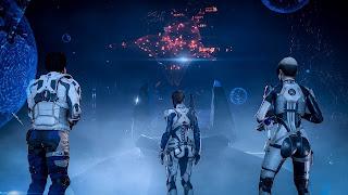 Mass Effect Andromeda 2017 Wallpaper