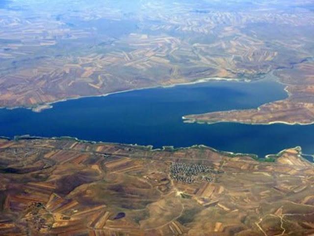 Los turcos siguen una política de reducción del flujo de agua hacia Armenia