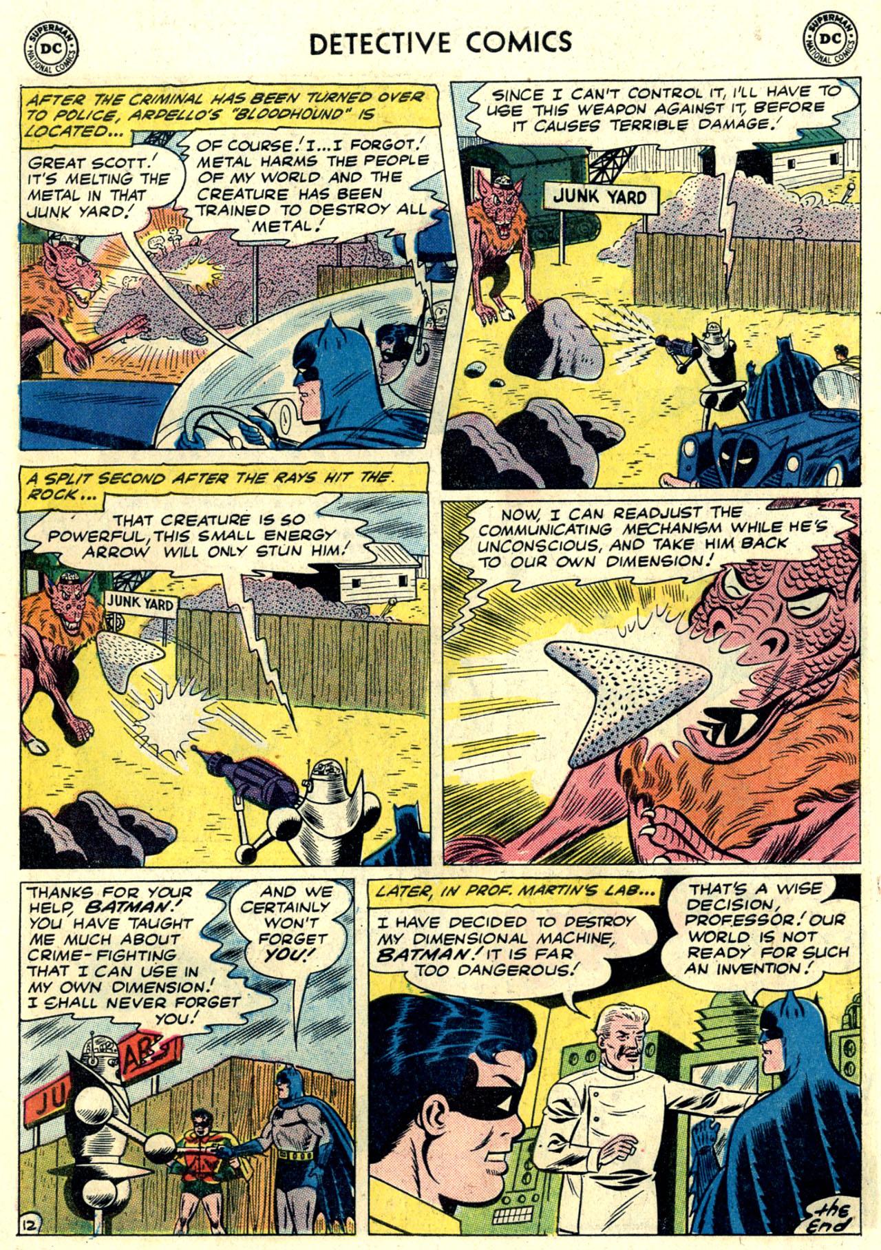 Detective Comics (1937) 279 Page 13