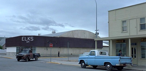 Fort Macleod Filming Locations Brokeback Mountain