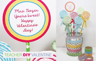 teachers lollipop bouquet