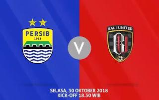Susunan Pemain Persib Bandung vs Bali United
