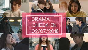 Featured Post: Drama Check-In 02/07/2018