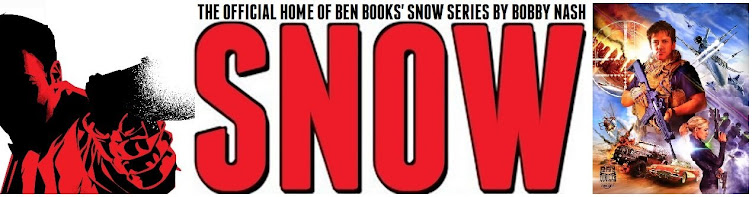 SNOW - A book series by Bobby Nash