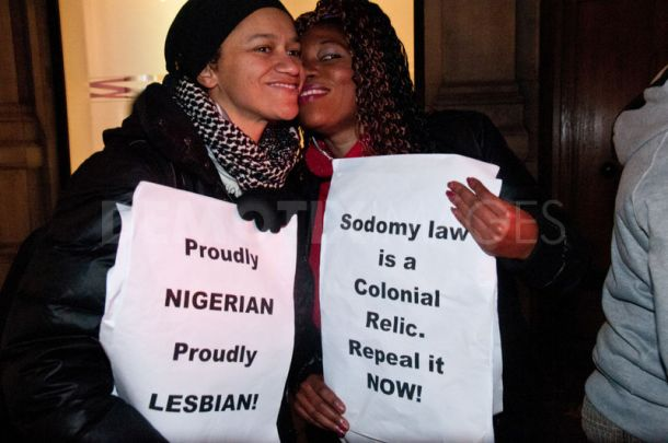 Homosexual marriage in nigeria