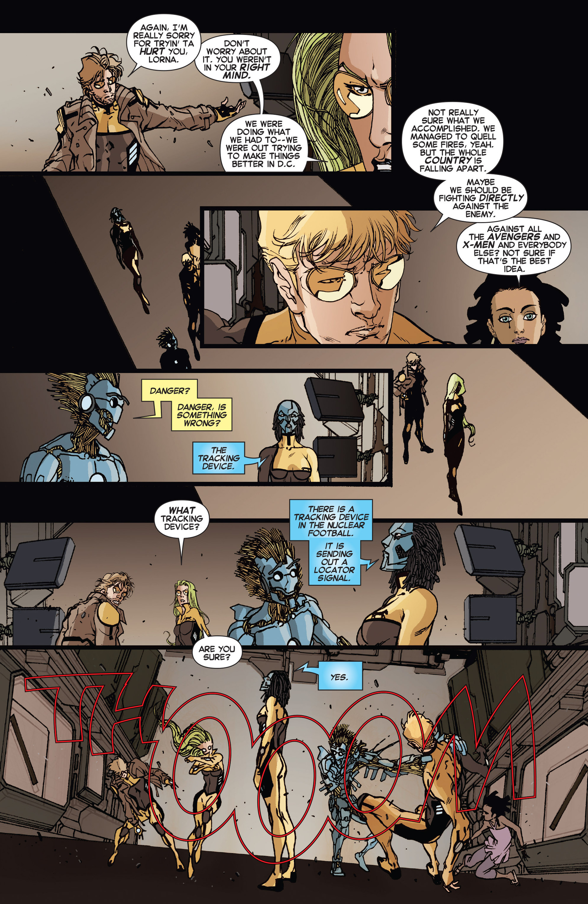 Read online All-New X-Factor comic -  Issue #15 - 20
