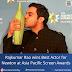 Rajkummar Rao Wins Best Actor Award for Newton at APSA