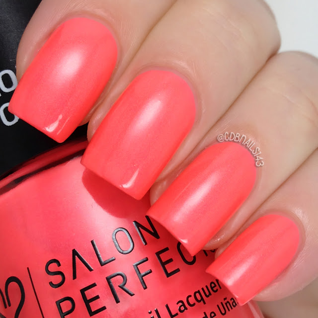 Salon Perfect-Let's Not Coral