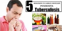 Daftar makanan Yang Harus Dihindari Penderita TBC