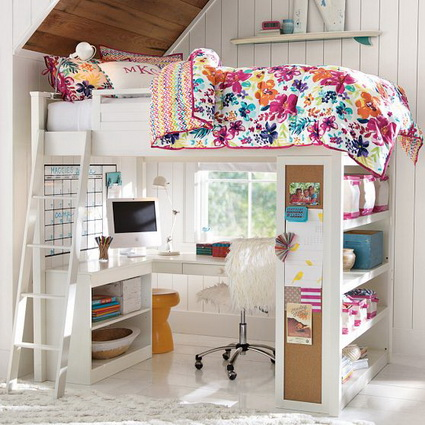 Ideas for children's study areas 8