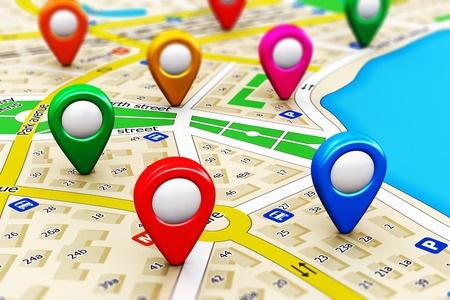 طريقة التعرف على مكان آي شخص عن طريق IP الخاص به .