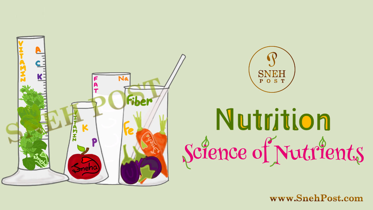 Basics of Nutrition Science of nutrients for healthy body