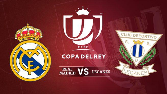 Real Madrid vs. Leganés