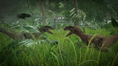 Jurassic World Evolution Game Screenshot 3