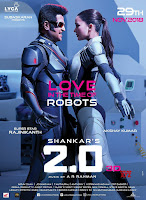 Robot 2.0 (2018) Full Movie [Hindi-DD5.1] 1080p HDRip ESubs Download