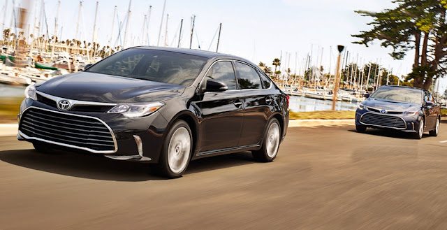 2018 Toyota Avalon Review, Release Date And Price