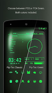 PipTec Green Icons & Live Wall v2.8.2