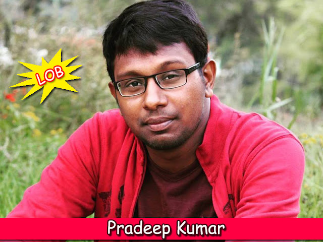 Pradeep Kumar from HellBound Bloggers
