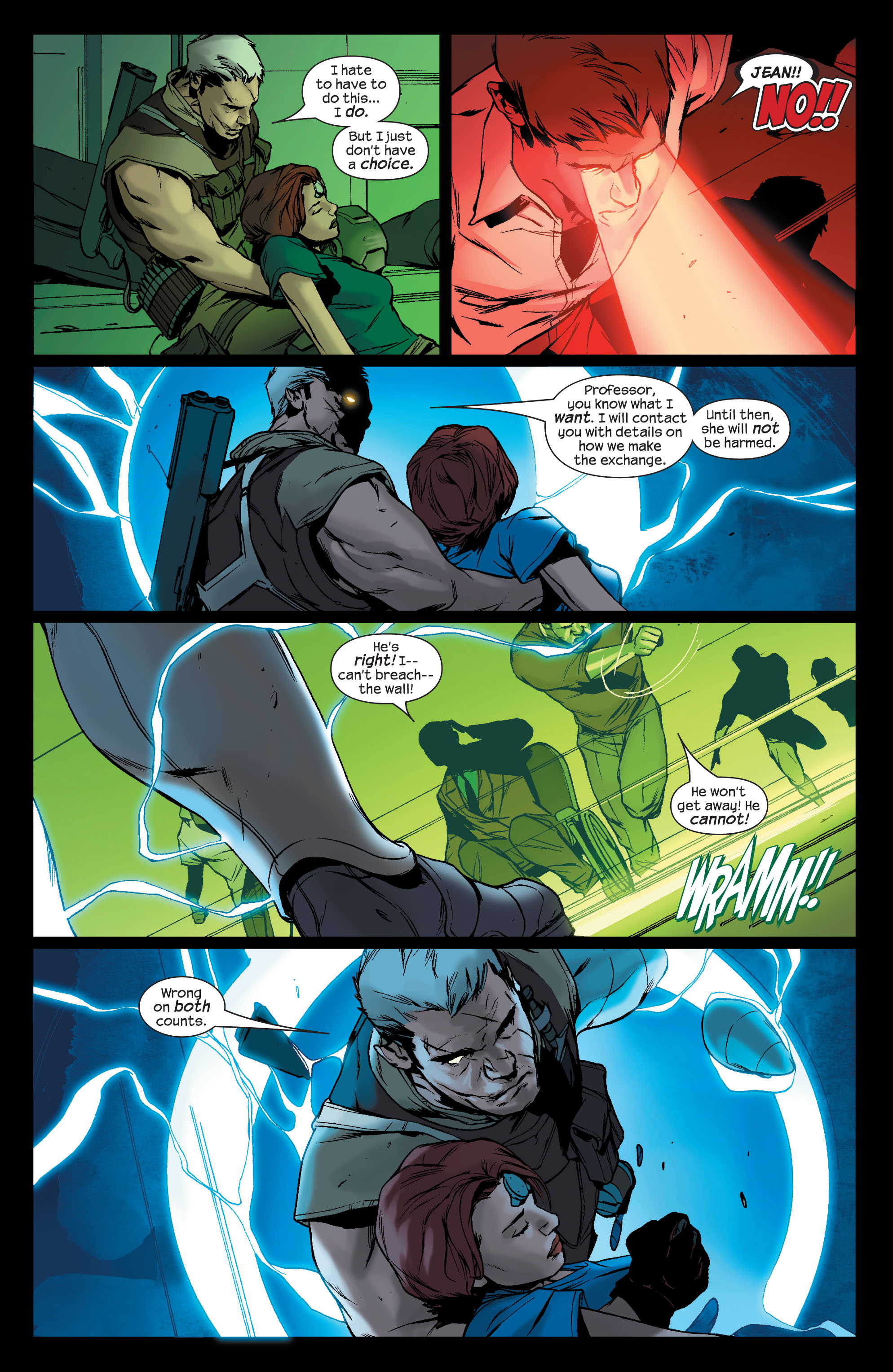 Read online Ultimate X-Men comic -  Issue #76 - 14