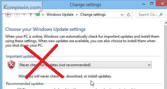 Bahaya Menonaktifkan Windows Update dan Cara Menyesuaikan Penggunaannya 5