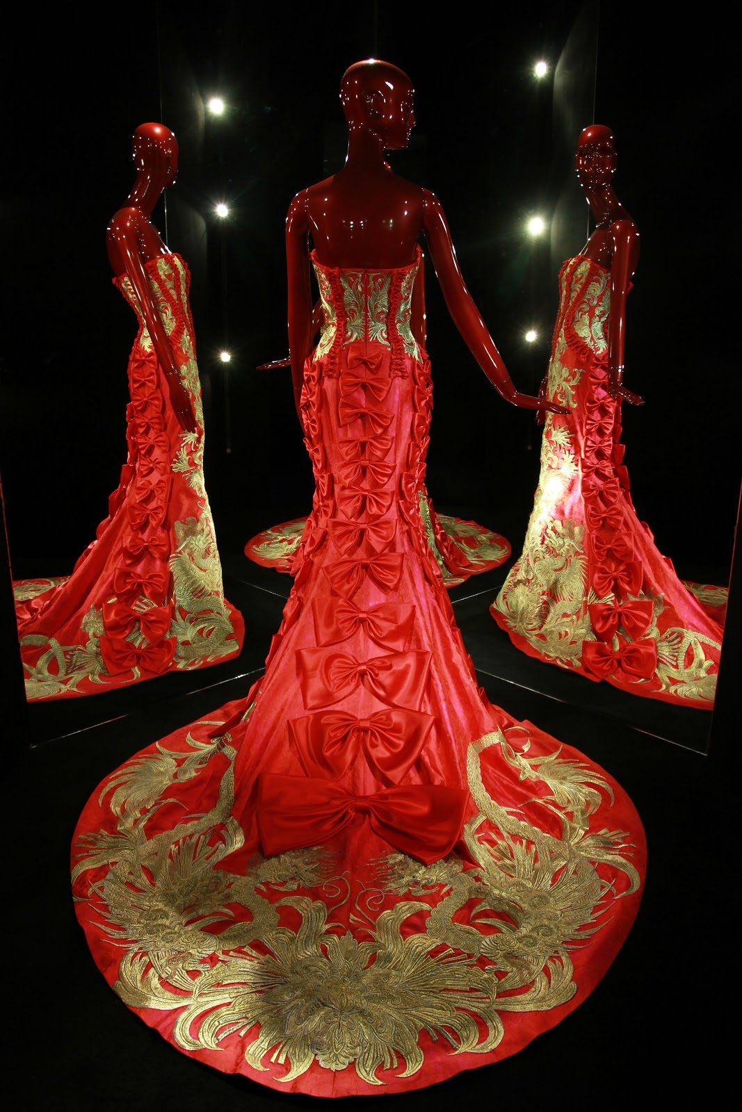 Guo Pei to open first boutique in Shanghai Nov 5
