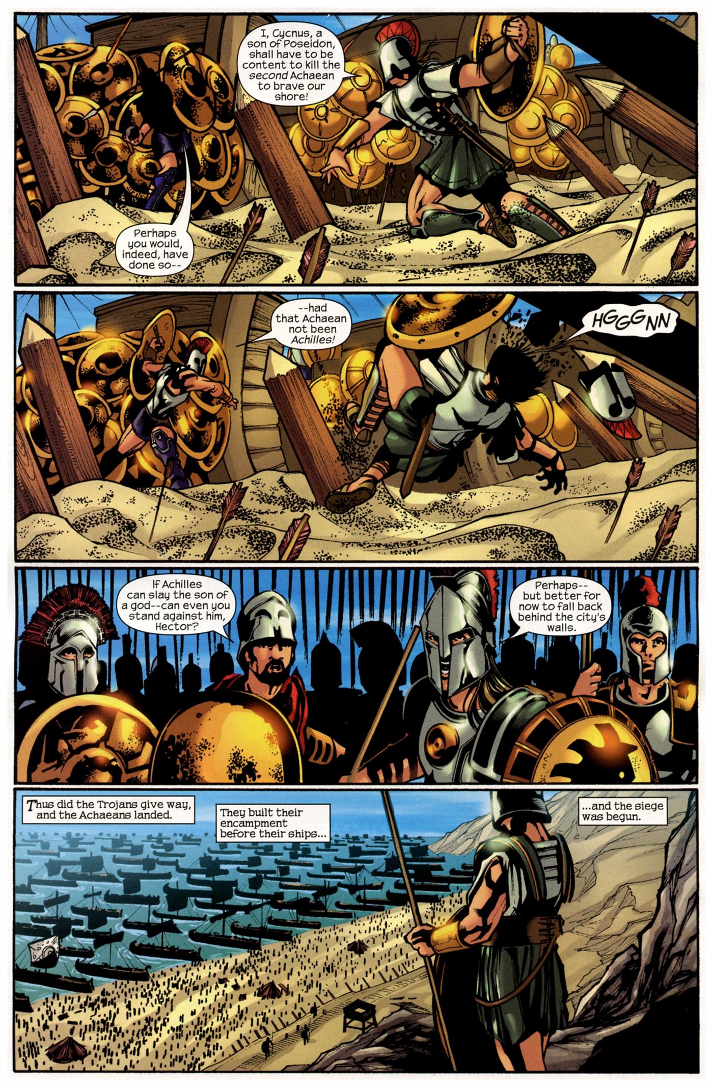 Read online Trojan War comic -  Issue #2 - 15
