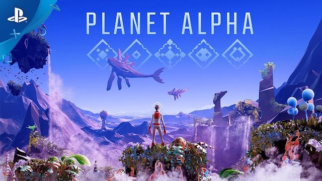 """""""Planet Alpha"""" Game phiêu lưu kỳ bí Full HD 2018"""