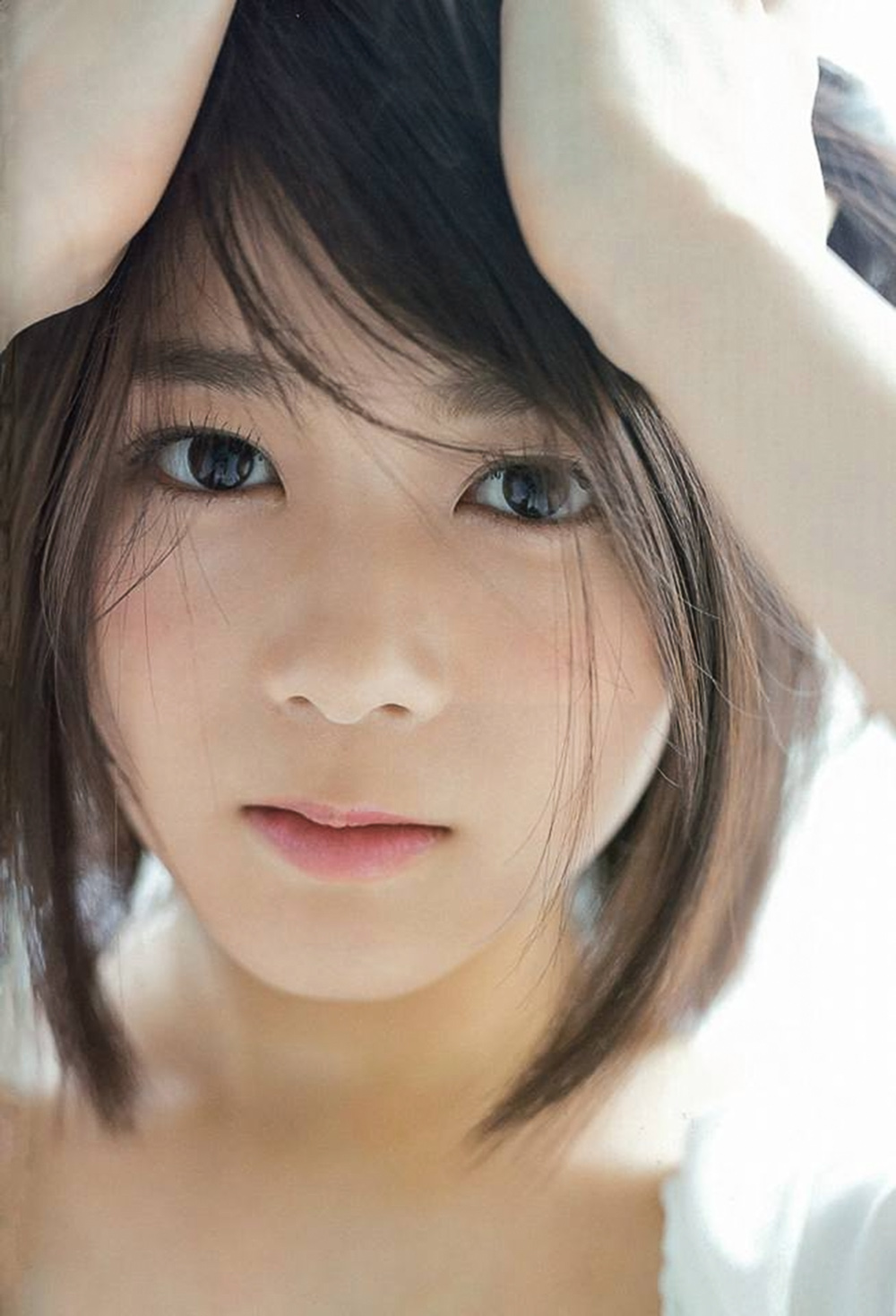 Ozeki Rika 尾関梨香, UTB 2017.10 (アップトゥボーイ 2017年10月号)