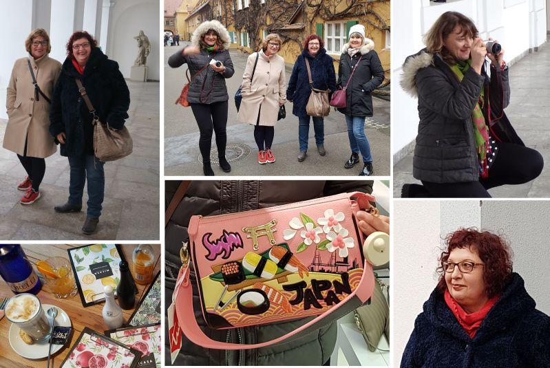 Fotos vom Bloggertreffen in Augsburt 2018