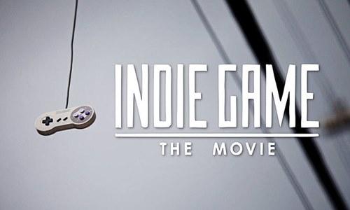 Indie Game, de 2012, é um documentário que explora os desenvolvedores independentes de videogame