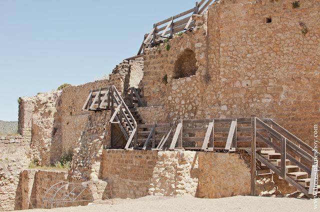 Castillo Priego de Cordoba andalucia visitar