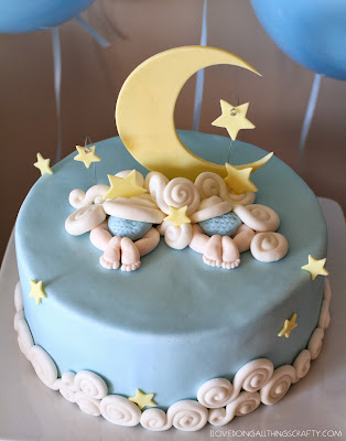 I Love Doing All Things Crafty My Cakes