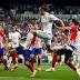 ريال مدريد يقتسم نقاط مباراة الديربي مع أتلتيكو مدريد