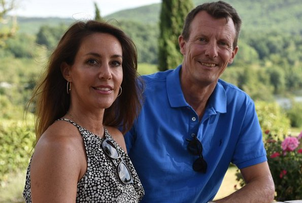 Prince Joachim is currently living in France with Princess Marie and their two children. Princess Marie at the Toulouse University Hospital