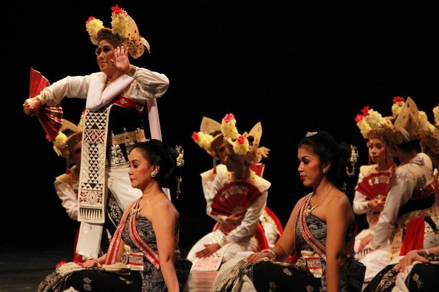 Sendratari Calon Arang, Kesenian Tradisional Dari Bali