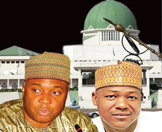 Saraki, Dogara's NASS In Fresh N2b Fraud