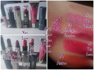 labiales chinos