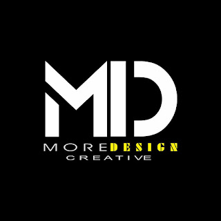 MD Logo White Design Creative Free Download Vector CDR, AI, EPS and PNG Formats